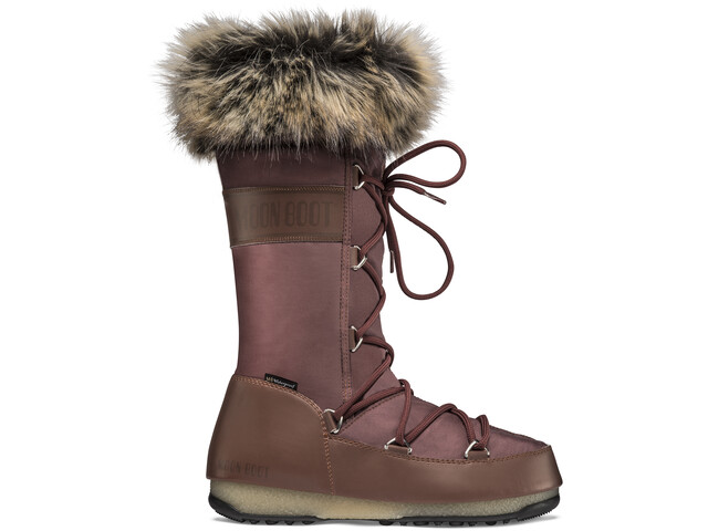 Moon Boot Monaco WP 2 Winter Boots Dames, rust